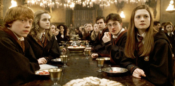 Your Life At Hogwarts (Girls Only)