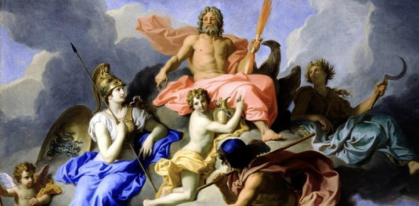 If You Were The Child Of A Greek God/Goddess, Which Would You Be The Child Of?