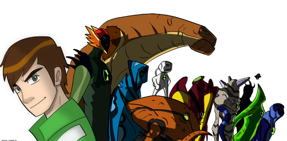 Which Ben 10 And Ben 10 Alien Force Character Are You?