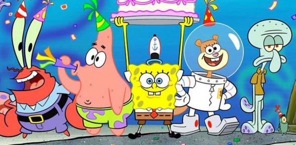 The SpongeBob SquarePants Quote Quiz
