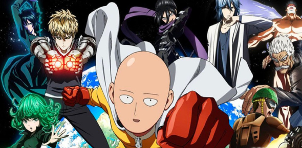 Do You Know Which One Punch Man Character Are You? Quiz