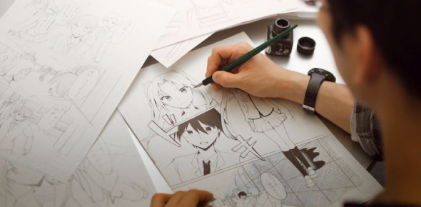 Quiz: What Type Of Manga Artist Are You?