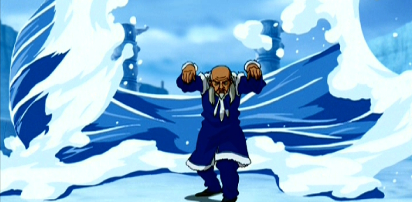 Are You A Water Bender?