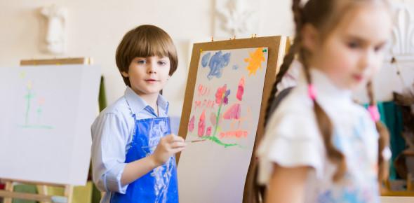 Great Art Quiz For Children