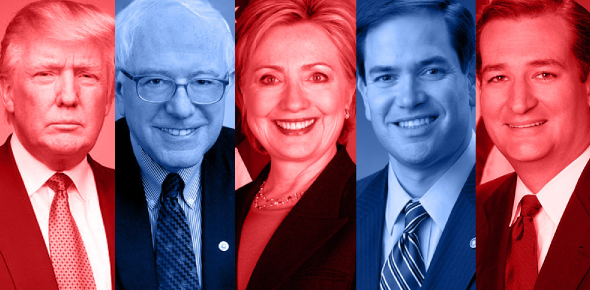 Quiz: Which Presidential Candidate Would You Most Agree With?