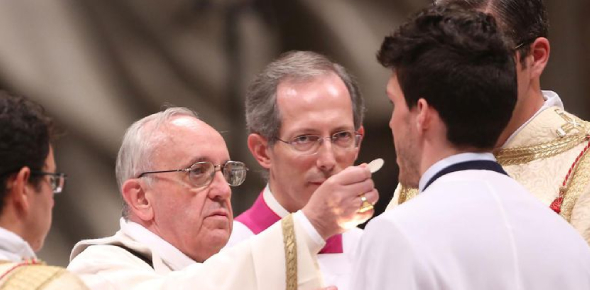 Sacrament Of The Eucharist Quiz
