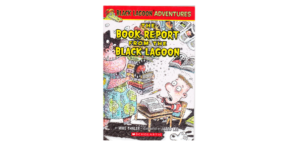 The Book Report From The Black Lagoon! Trivia Quiz