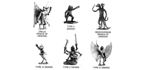 What Type Of Demon Are You?