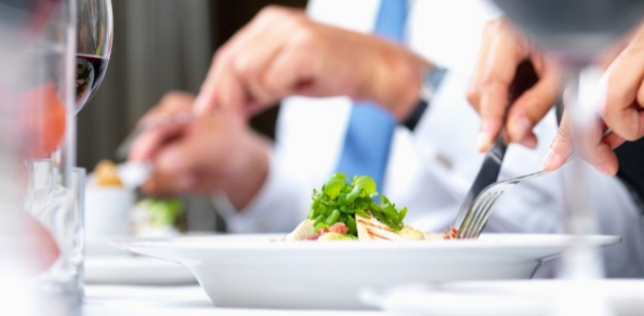 Take The Dining Etiquette Quiz!