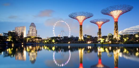 Where Is Singapore Quiz