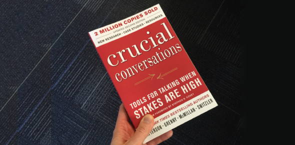 Crucial Conversations: Tools For Talking When Stakes Are High Chapter IV Quiz