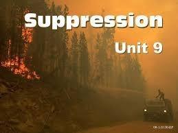 S-130 UNIT 9 Quiz - Suppression