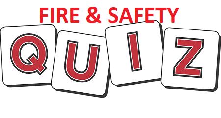 Basic Fire Safety Quiz
