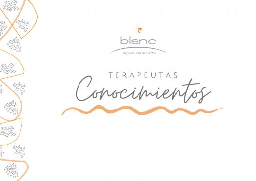 Conocimientos SPA / Terapeutas