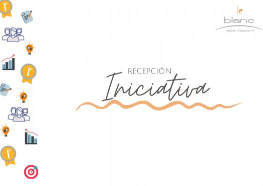 Iniciativa -  Recepci�n