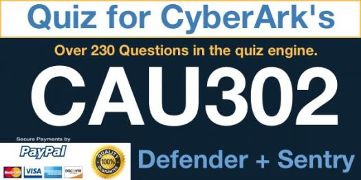Quiz For Cyberark