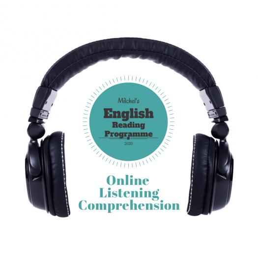 Term 2: Online Listening Comprehension #1 - 2nd Audio Recording (Amazon