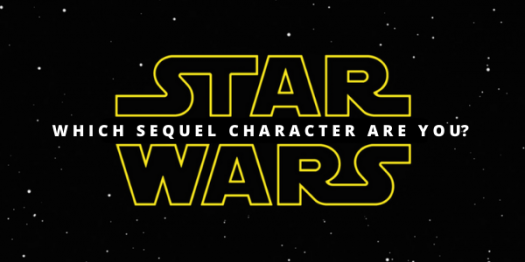 Which Star Wars Sequels Character Are You?