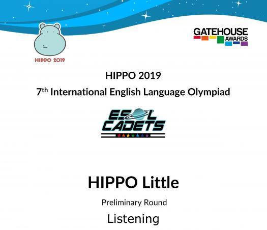Hippo Little - Listening