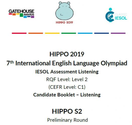 Hippo S2 Listening - CEFR C1