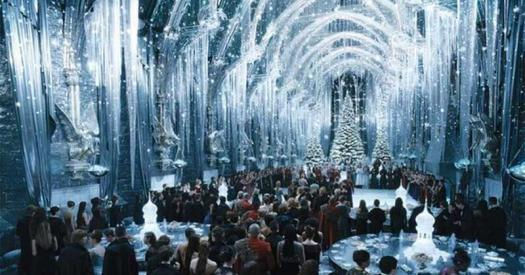 What Would Your Outfit Be For The Yule Ball?