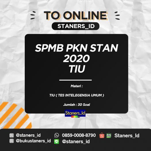 To Online Tiu Hots Skd 2020