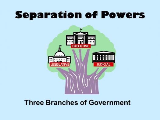 Separation Of Powers Quiz