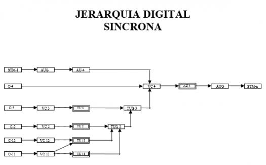 Sdh - Jerarquia Digital Sincrona (Complemento) (Tecnico Especial)