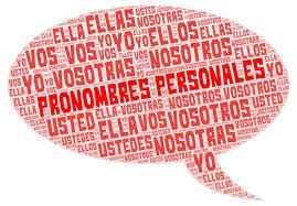 Copy Of Pronombres Personales Ejercicio