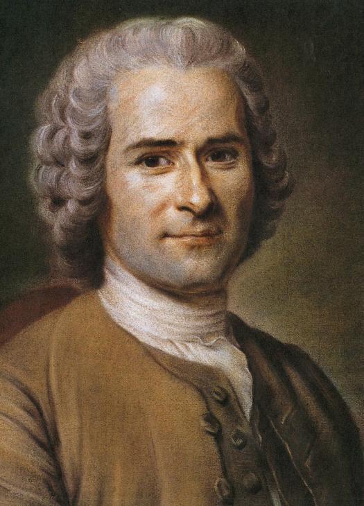 Grandes Libros: El Contrato Social De Jean Jacques Rousseau