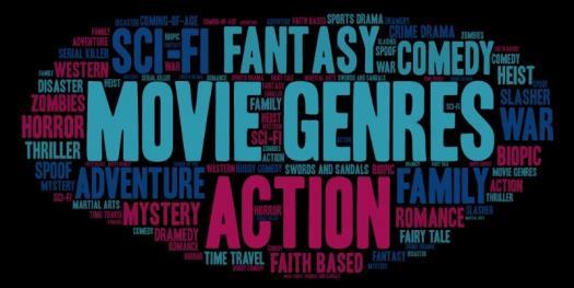 Movie Genres - Phrasal Verbs And Question Tags - Teacher Fernando Pontes