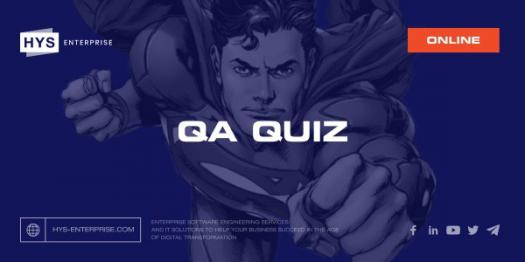 Check Your Qa  Level With Online Quiz