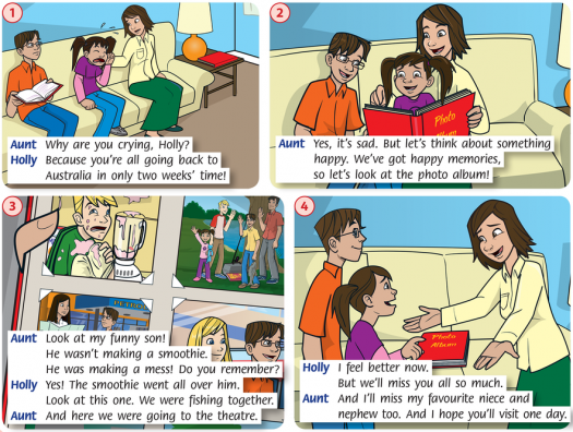 Unit 8- Lesson 1