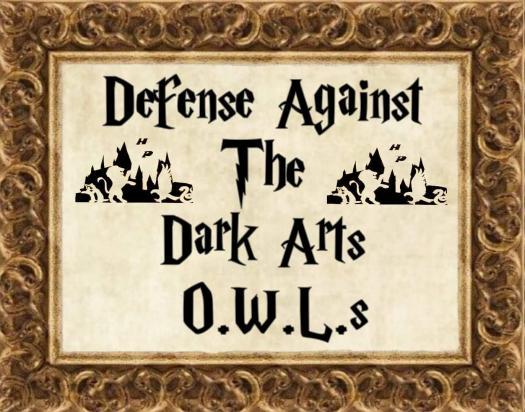 Defense Against The Dark Arts O.W.L.S