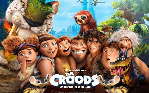Aprender A Pr�-hist�ria Com The Croods
