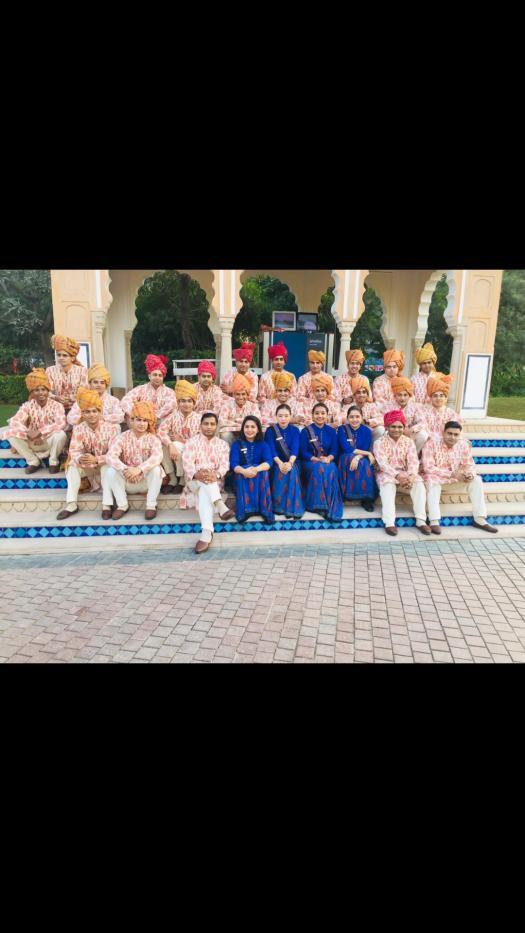The Oberoi Rajvilas Food And Beverage Service Team