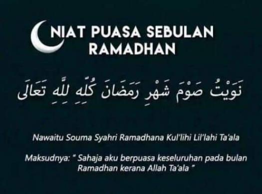 Kuiz Puasa Bulan Ramadhan (Feqah)