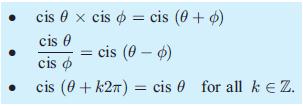 Properties Of Polar Form