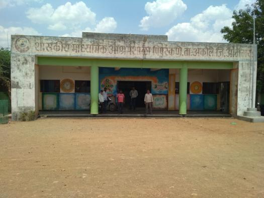 Covid - 19 Awareness Program Oraganised By Govt. SEC. And Higher SEC. Ashramschool, Pimparkane, Itdp Project, Rajur