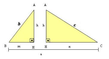 Rela��es M�tricas Do Tri�ngulo Ret�ngulo- Parte 1