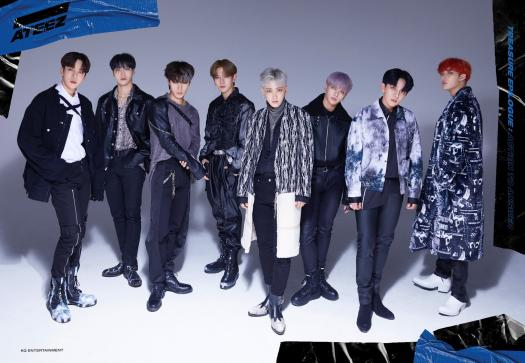 Which Member Of Ateez Are You?