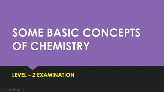 Some Basic Concepts Of Chemistry Level-2 Exam