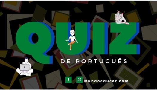 Quiz - Substantivos Primitivos E Derivados