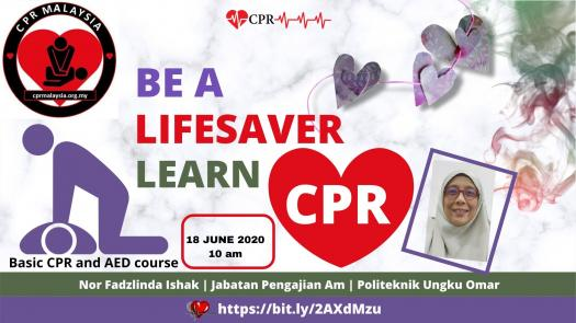 CPR - Be A Lifesaver