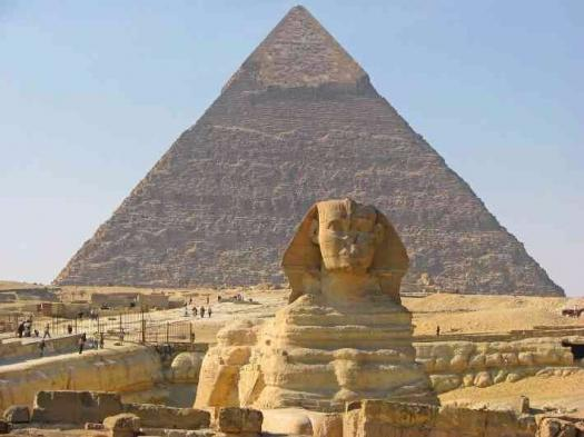 Egito Antigo - 6� Ano - Col�gio SI�o