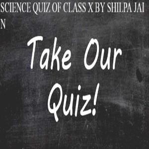 Scince Quiz By Shilpa Jain