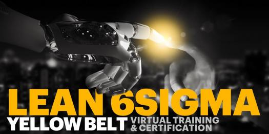 Lean Six Sigma Yellow Belt Certification Exam