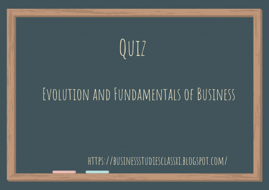 Evolution And Fundamentals Of Business