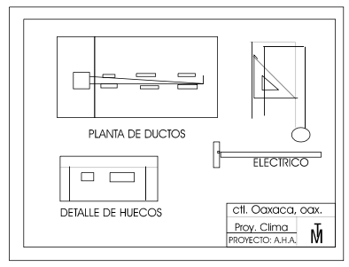 Infocentro Fuerza, Clima Y Proyecto De Climas.