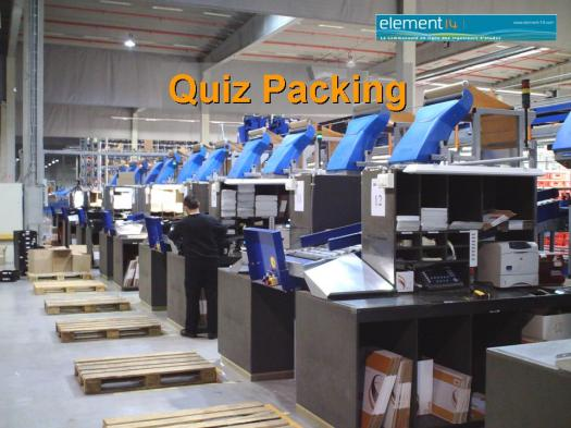 Quiz Packing